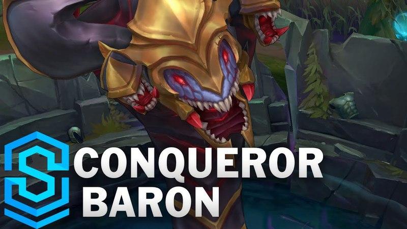 MSI 2018 - Conqueror Baron | League of Legends