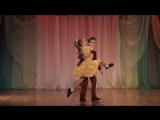 Софья Белова и Кирилл Суворов - танцевальный номер из к/ф