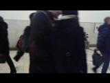 Живая музыка в метро Москвы