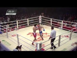 Битва Чемпионов 5: Сергей Ерин (Коcики Каратэ) портив Джанхуват Белетов (Ушу-Саньшоу)
