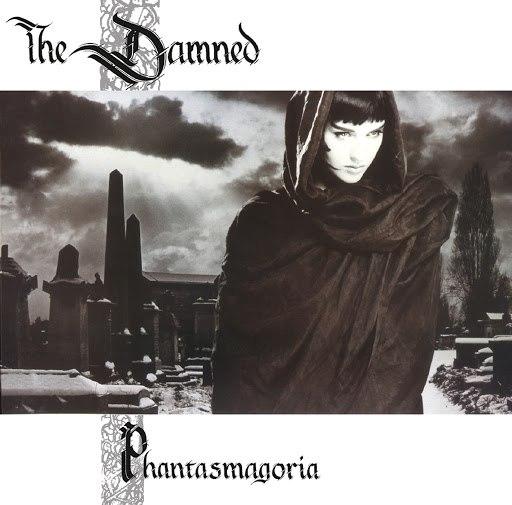 The Damned альбом Phantasmagoria (Remastered & Expanded)