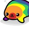 Нетипичный тюлень