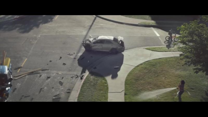 Водитель, будь внимателен на дороге