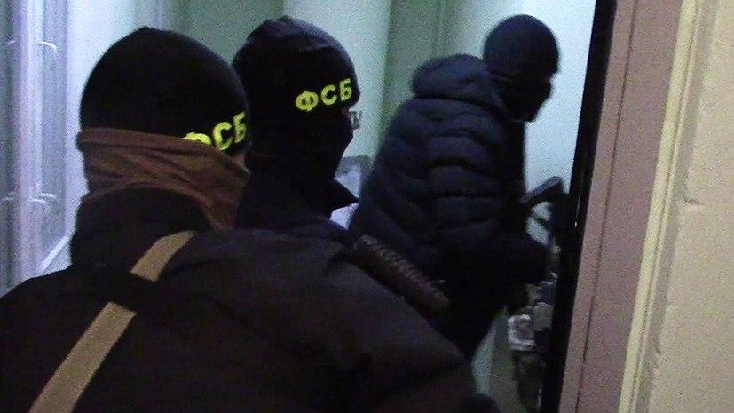 В ФСБ сообщили о гибели в ходе задержания главаря ячейки сторонников ИГ