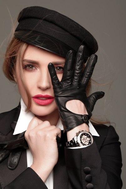 Оксана Марченко, телеведущая, журналист
