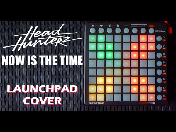 Headhunterz - Now Is The Time | Launchpad Cover by RazoЯ [Project File]
