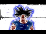 Dragon Ball Super OST - Ultra Instinct Remix _ [Clash of the Gods] _ Hip Hop_Trap _