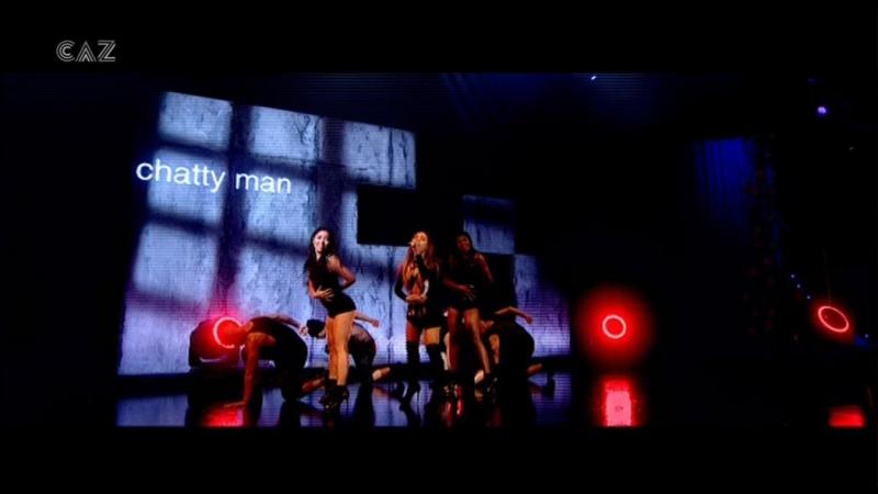 Ariana Grande - Break Free (Alan Carr: Chatty Man 13-05 - 2014-10-10)