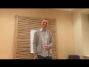 Стартапер и ресторатор Игорь рассказывает о своих проектах для подростков в проекте Юношеская Лига