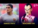 28 футболистов, которые похожи на героев мультфильмов😆