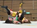 Dark Angel Sarah Stock vs Miho Wakizawa