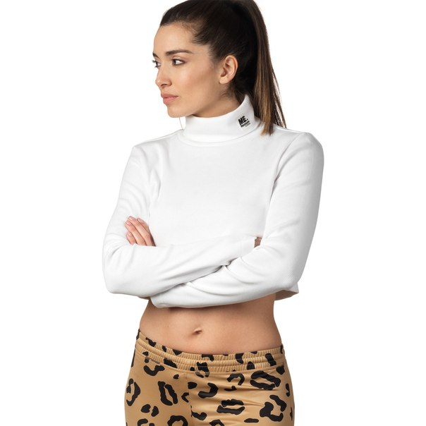 Укороченный топ Reebok Classic X ME CROP TURTLENECK