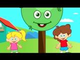 Веселые песенки для детей - Лучшие друзья- С добрым утром - мультфильмы для детей.mp4