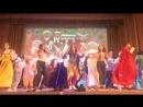 Новогодний спектакль 119 лун часть 3 Финальный танец