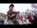 Алексей Ледяев выступает во время гей парада в Риге 2009 Четко сказал Актуально для других стран