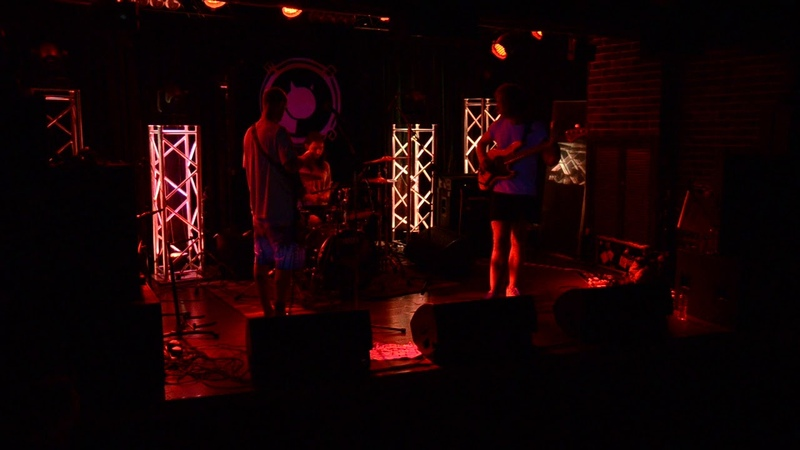 Perelman, тихий шелест, The Rock Bar, Краснодар