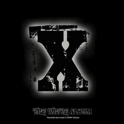X альбом The white album