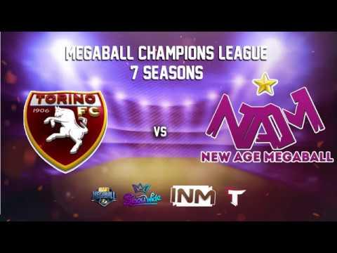 MCL 7. 3 Tour. New Age Megaball vs FC Torino (Hulk Group) переигровка. 9 минут.