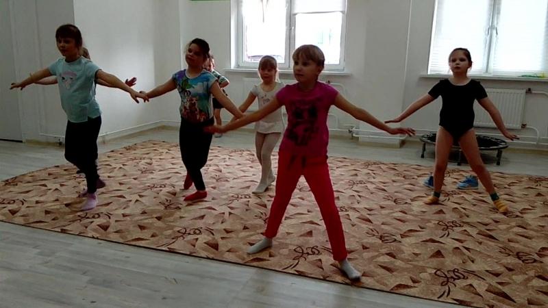 Цирковое искусство. Поклон. Студия танца Paradox