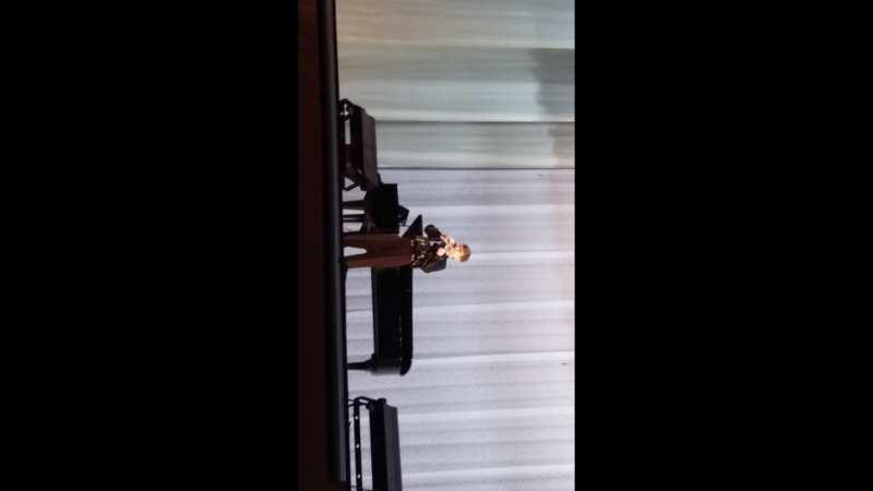 Выступление Павла на конкурсе им Кабалевского г Уфа