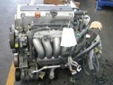 Двигатель Honda Accord CR-V Acura TSX 2.4 K24A K24A1 K24A2 K24A3 K24A4 K24A8 Хонда СРВ Аккорд