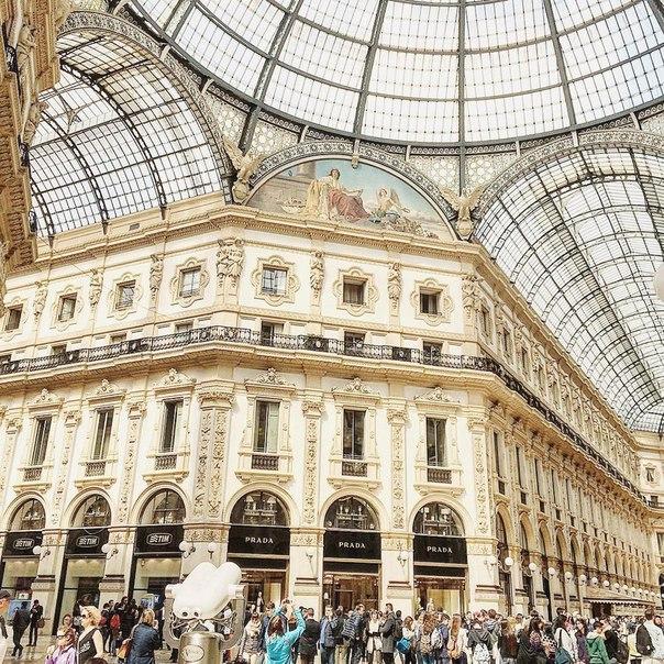 Петербург: ПРЯМЫЕ рейсы в Милан от Аэрофлота всего за 11500 рублей туда-обратно