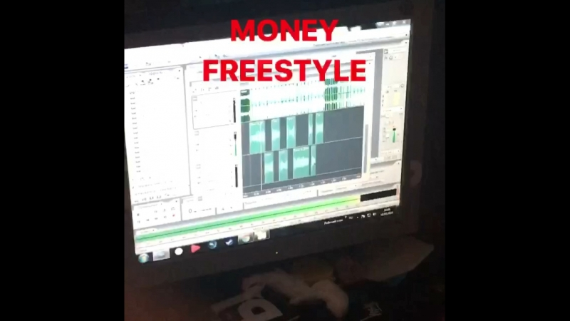 Soyuz96 - Money freestyle snippet
