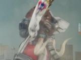 [dragonfox] Chouriki Sentai Ohranger - 35 (RUSUB)