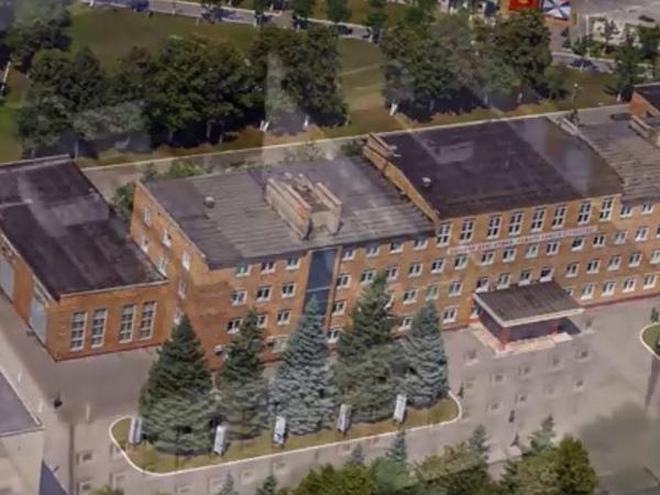 Рязанское высшее военное автомобильное инженерное училище. Рязанский военный автомобильный институт