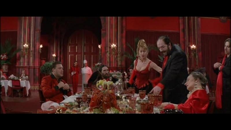Повар, вор, его жена и ее любовник (1989) о детях