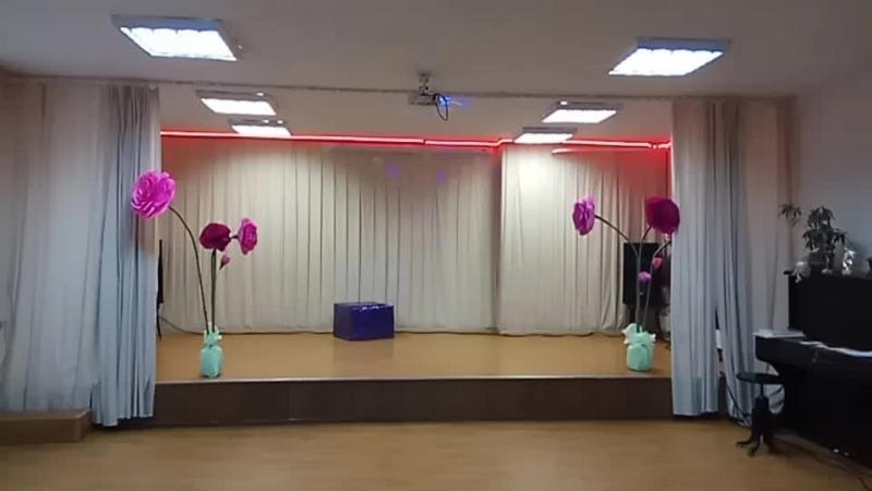 Концерт выпускницы Сергея Суэтова Гоар Манукян