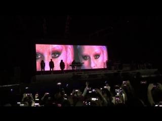 Christina Aguilera - Liberation Intro + Dirrty (28.04.2018)