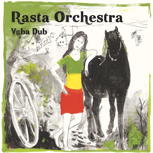 Rasta Orchestra альбом Vaba Dub