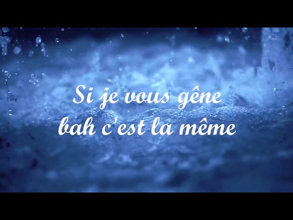 MAITRE GIMS FT. VIANNEY - LA MÊME (PAROLES LYRICS)