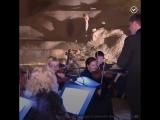 Концерт в мраморной пещере