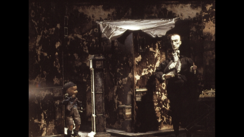 Tales from the Vienna Woods Stille Nacht III Quay Brothers 1993