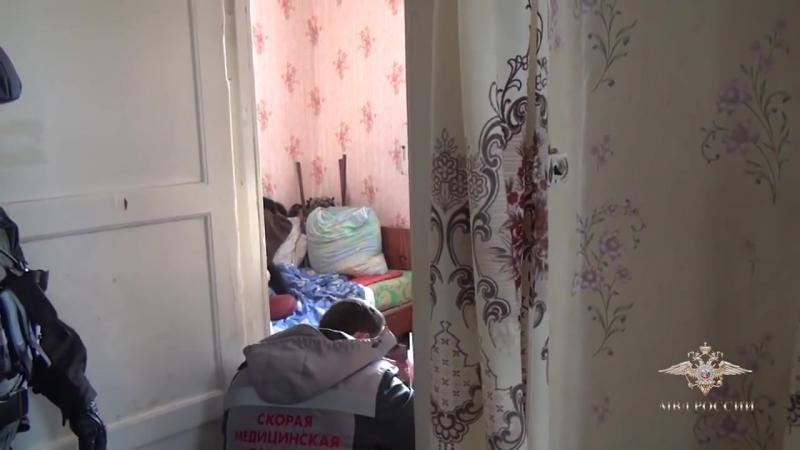 Освобождения 13 летней заложницы в Омске оперативная съёмка!