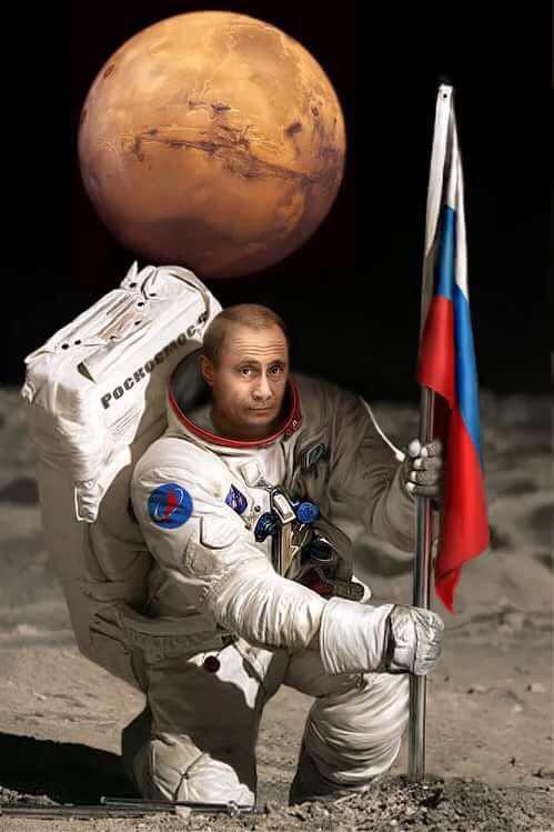 """Про слова Путина об экспедиции """"Луна-25"""" в 2019 году"""