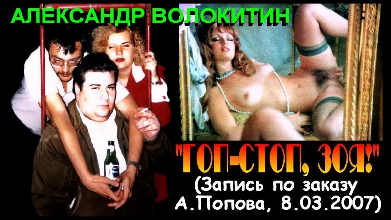 Александр Волокитин - ГОП-СТОП, ЗОЯ! (Запись по заказу А.Попова, 8.03.2007)