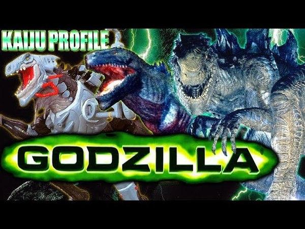 Godzilla 1998 / Zilla|KAIJU PROFILE