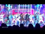 [180722] Triple H - RETRO FUTURE @ Inkigayo