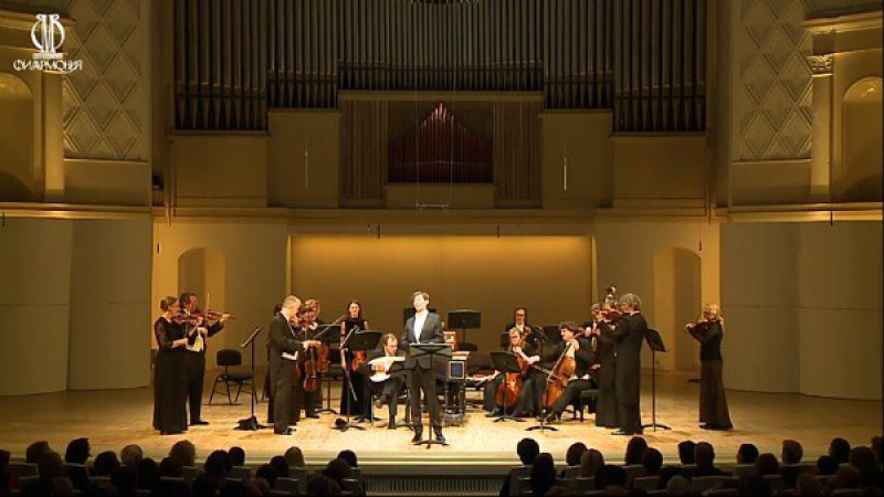12. Valer Sabadus Concerto Köln - Porpora: Senti il fato (Polifemo)