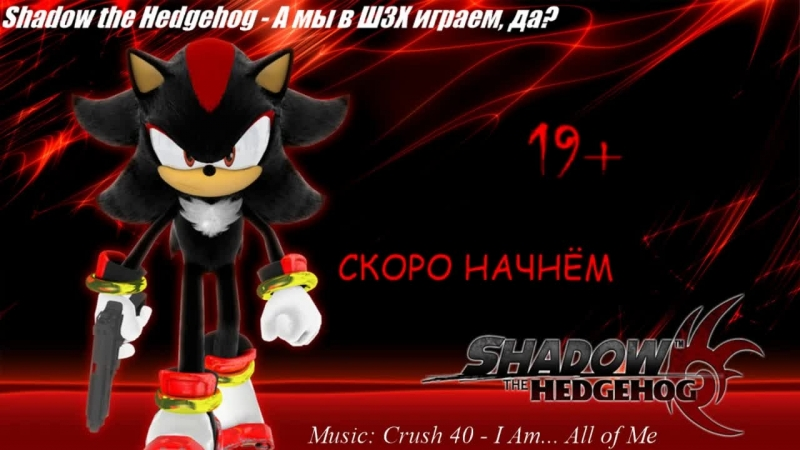 Shadow the Hedgehog - А мы в ШЗХ играем, да?