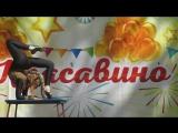 День Города Красавино. Народный цирк Романтика.