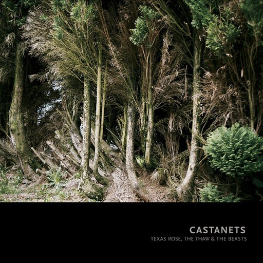 Castanets альбом Texas Rose, The Thaw and The Beasts