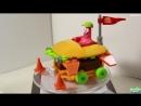 RasPacDi Patty Wagon Racer MEGA BLOKS