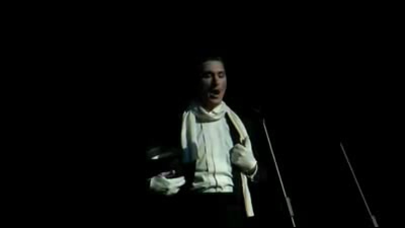 Ария Звездочета из оперы Н.Римского-Корсакова
