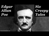 SIX CREEPY TALES by Edgar Allan Poe - FULL AudioBook Greatest Audio Books