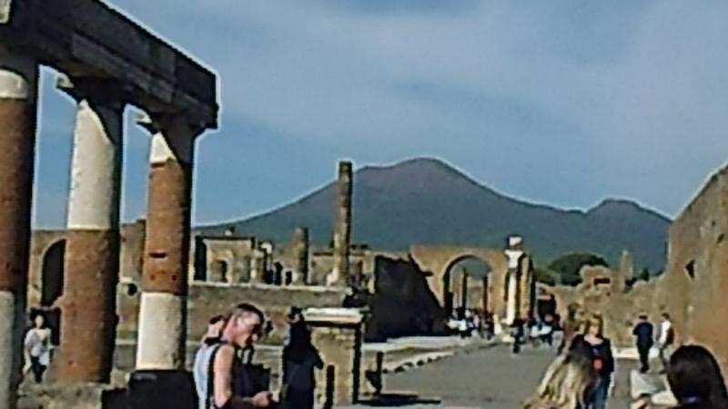 Италия. Помпеи.2014