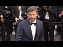 Nikolaj Coster-Waldau on the red carpet for the Premiere of Le Grand Bain in Cannes